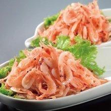 龜山島櫻花蝦
