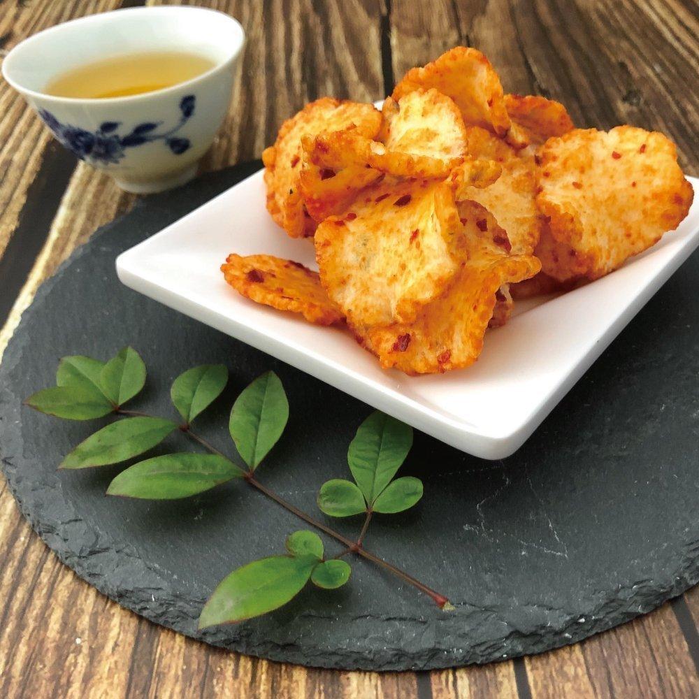 (新包裝50g)辣味蝦仙貝