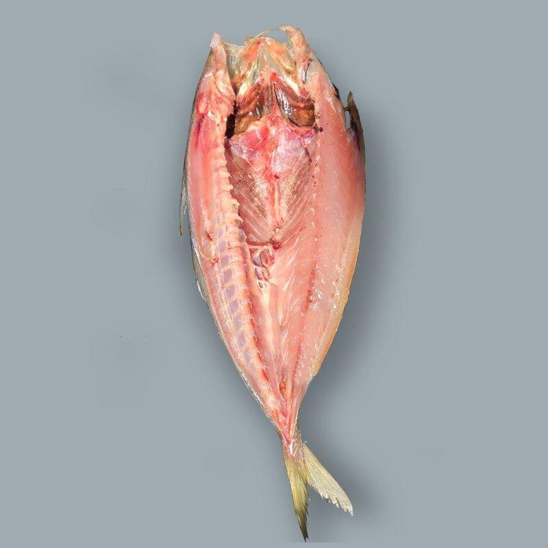 黃金竹筴魚一夜干100g