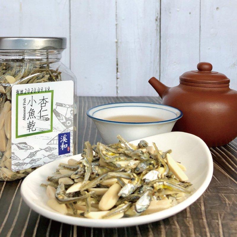 杏仁小魚乾 (110公克/罐)