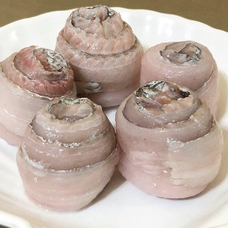 白帶魚清肉捲200g