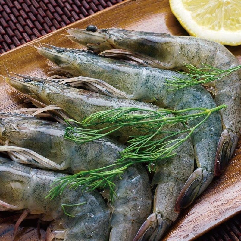 海水白蝦 300公克
