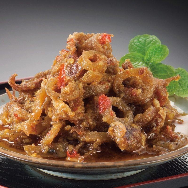 小卷XO醬-辣味 (160公克/罐)