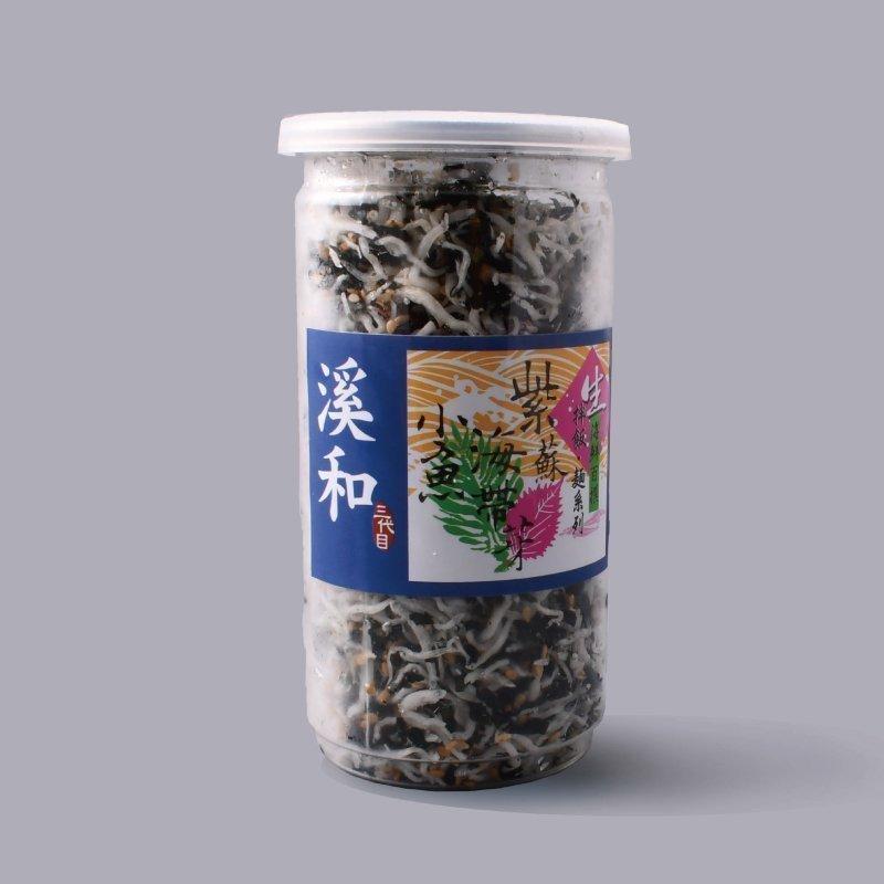 紫蘇小魚拌飯 (150公克/罐)
