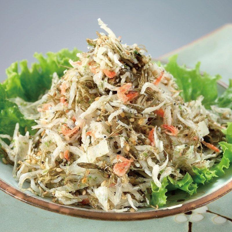 昆布小卷小魚拌飯(150公克/罐)
